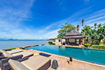 Ama Lur- luxury private beach house for rent on Koh Samui, Thailand.