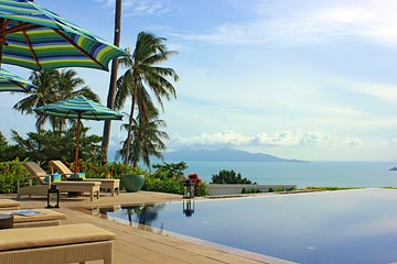 Samui Holiday Homes presents private luxury villa rental at Baan Sawan, Koh Samui, Thailand