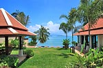 Bacaya- Koh Samui beach house for holiday rental- Thailand villa vacation.