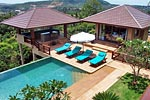 Baan Ling Noi- Koh Samui private holiday villa for rent.