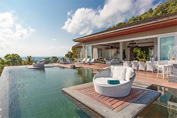 Samui Holiday Homes presents private house rental at Villa Michaela, Koh Samui, Thailand
