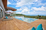 Villa Monsoon- luxury seaview home to rent on Koh Samui.