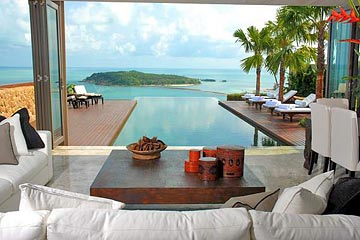 Samui Holiday Homes presents private luxury rentals at NaPa Villas, Koh Samui, Thailand