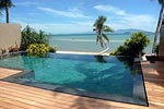 Palm Tara- Koh Samui beach house for holiday rental- Thailand villa vacation.