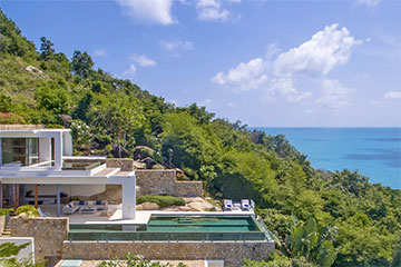 Samui Holiday Homes presents private house for rent at Samujana Villa 17, Koh Samui, Thailand
