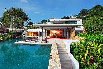 Samui Holiday Homes presents private house for rent at Samujana Villa 19, Koh Samui, Thailand