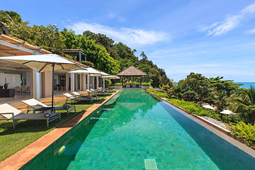 Samui Holiday Homes presents private villa rental at Sangsuri Villa 1, Koh Samui, Thailand