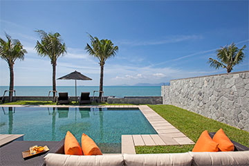 Samui Holiday Homes presents private beach house rental at Villa Sila, Koh Samui, Thailand