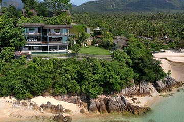 Samui Holiday Homes presents private villa rental at The View, Koh Samui, Thailand